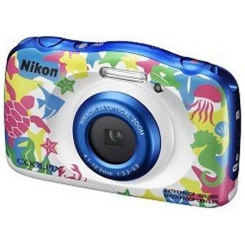 ニコン デジタルカメラ クールピクス W100 マリン ( 1台 )/ クールピクス(COOLPIX)