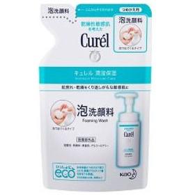 キュレル 泡洗顔料 つめかえ用 ( 130mL )/ キュレル