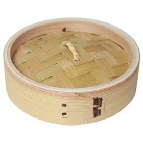 竹の精(Takenosei) 中華せいろ 直径15cm 蓋 19003A ( 1コ入 )