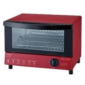HTO-CT30-R 日立 オーブントースター(1000W) レッド