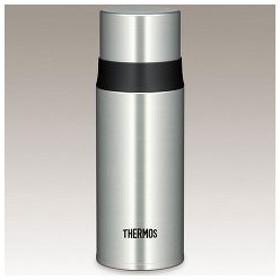 サーモス スリムボトル FFM-350 SBK ( 1コ入 )/ サーモス(THERMOS)