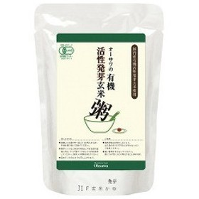 オーサワの有機活性発芽玄米粥 ( 200g )/ オーサワ