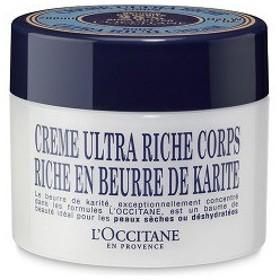 ロクシタン シアリッチ ボディクリーム ( 200mL )/ ロクシタン(L'OCCITANE)