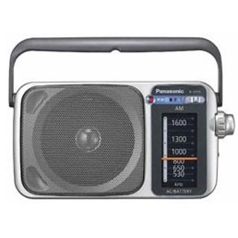 パナソニック AM ホームラジオ R-2255