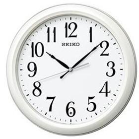 セイコー 電波掛け時計 「スタンダード」 KX234W