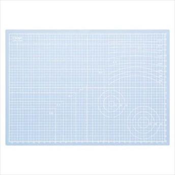 クラウン:きるべーす カットシート/下敷き ブルー CR-CTA4N-BL 05565