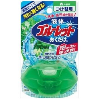 液体ブルーレットおくだけ つけ替用 森の香り (70ML) 液体ブルーレットおくだけ つけ替用 森の香り