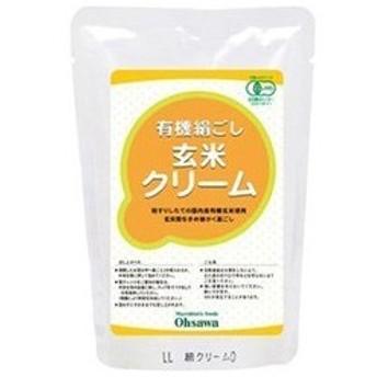 オーサワ 有機絹ごし玄米クリーム ( 200g )/ オーサワ