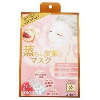 シュワボン 蒸らし炭酸マスク ( 2回分 )