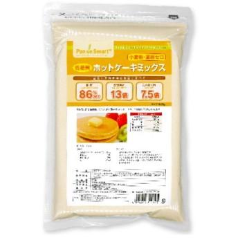 鳥越製粉 低糖質ホットケーキミックス 600g