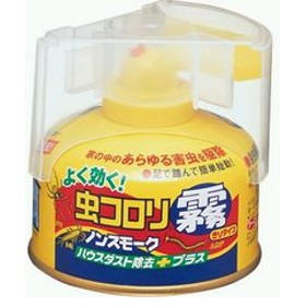 【アース製薬】 虫コロリ ノンスモーク霧タイプ 100ml