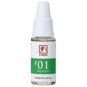 j-LIQUID 電子タバコ用リキッド メンソール #01 SW-12931 ( 1コ入 )/ j-LIQUID