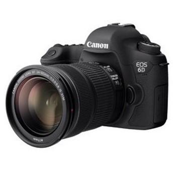 今ならSDHCカード8GB差し上げます【送料無料】Canon・キヤノン デジタル一眼レフカメラ EOS6D EF24-105 IS STM レンズキット