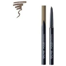 ファッションブロウ パウダーインペンシル BR-1 自然な濃茶色 アイブロウ ( 0.2g )/ メイベリン