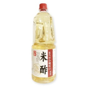 内堀醸造 まろやか酸味の米酢 1.8L  1800ml