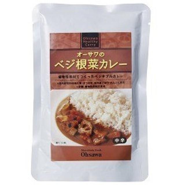 オーサワのベジ根菜カレー ( 200g )/ オーサワ