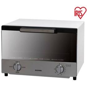 トースター おしゃれ ホワイト オーブン オシャレ シンプル ミラー調 4枚 パン トースト ミラーオーブントースター MOT-013-W アイリスオーヤマ セール!