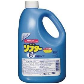 Kao ソフター1/3 2.1L(1本) 505941 3855724