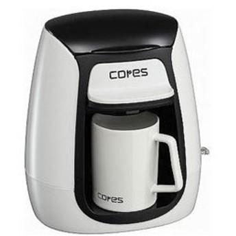 cores 1カップコーヒーメーカー C311WH