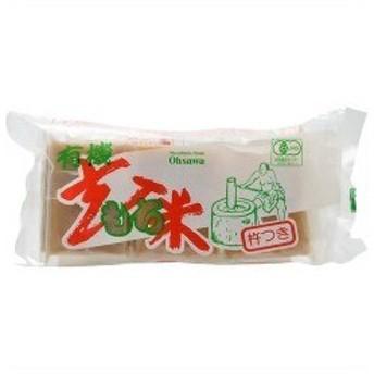 オーサワ 有機玄米もち ( 6コ入(300g) )/ オーサワ