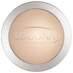ロゴナ プレストパウダー 01 ライトベージュ ( 10g )/ ロゴナ(LOGONA)