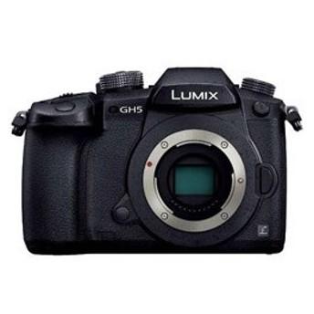 パナソニック(Panasonic) LUMIX GH5 ボディDC-GH5-K [マイクロフォーサーズ] ミラーレス一眼カメラ