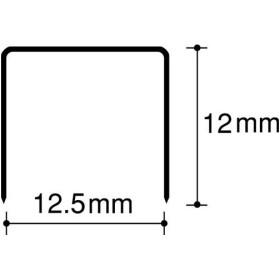 マックス ホッチキス 大型1号針1200本 1箱