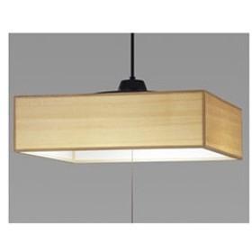 日立 LED和風ペンダントライト 「桐シリーズ」(〜8畳) LEP-CA803E 昼光色