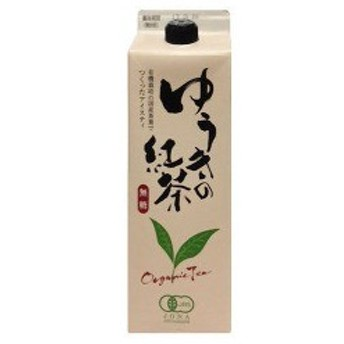 玉屋ゆうきの紅茶 無糖 ( 1000mL )/ 玉屋珈琲店