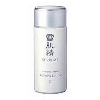 《コーセー》 雪肌精 シュープレム 化粧水II (ミドルサイズ) しっとりしたうるおい 140ml 【医薬部外品】