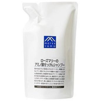 M mark ローズマリーのアミノ酸せっけんシャンプー 詰替用 ( 550mL )/ M mark(エムマーク)