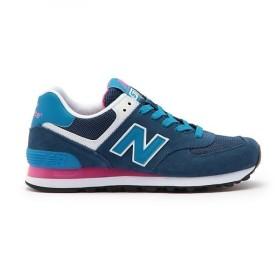 (セール)New Balance(ニューバランス)シューズ カジュアル WL574MOY B WL574MOY B レディース BLUE/PINK