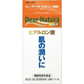 Tポイント8倍相当 アサヒフードアンドヘルスケア株式会社 ディアナチュラ(Dear-Natura)ゴールド ヒアルロン酸 15日分 30粒 【機能性表示食品(肌の潤いに)】