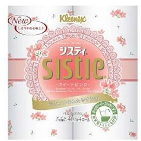 日本製紙クレシア クレシアクリネックスシスティ4Rダブルピンク