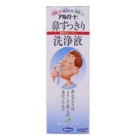 ロート製薬 アルガード 鼻すっきり洗浄液 (100ml)【医薬部外品】 [振込不可]