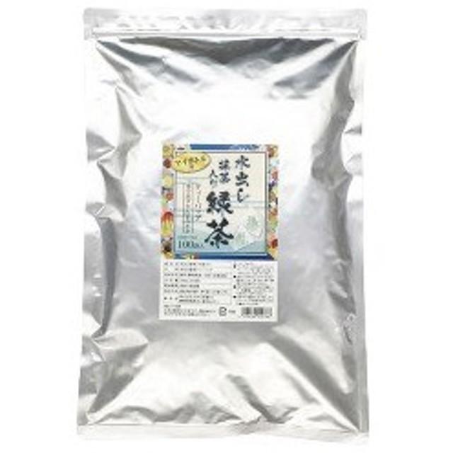 水出し抹茶入り緑茶 ( 100袋入 )