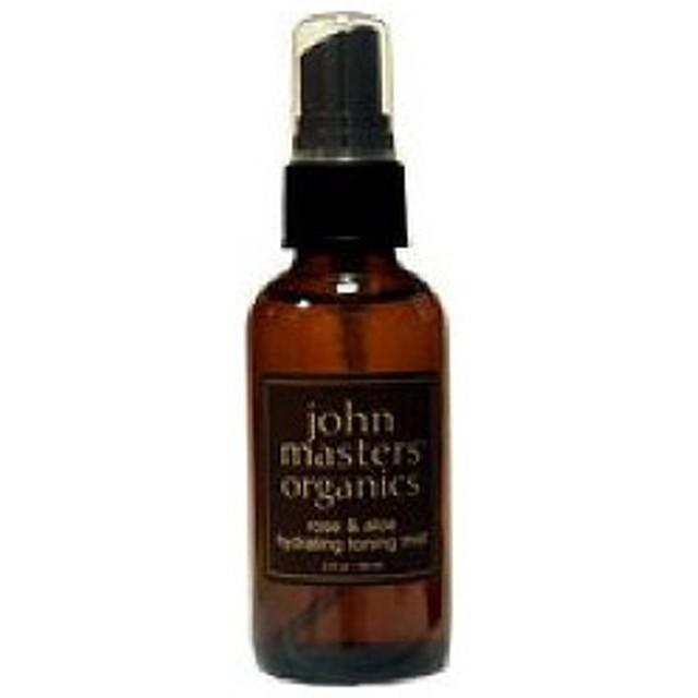 john masters organics ローズ&アロエ ハイドレイティングトナー ( 59mL )/ ジョンマスターオーガニック