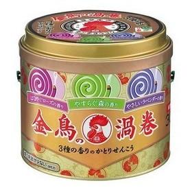 《KINCHO》 金鳥の渦巻 3種の香り 10巻×3種 (蚊取り線香) 【防除用医薬部外品】