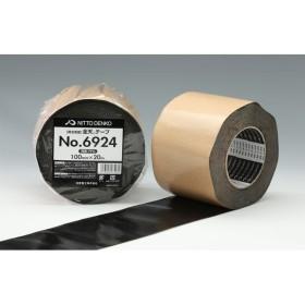ニトムズ:日東電工 全天テープ NO.6924 両面 100mm×20m NO6924-100