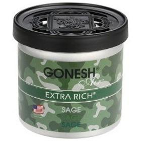 ガーネッシュ ゲルエアフレッシュナー セージ ( 78g )/ ガーネッシュ(GONESH)