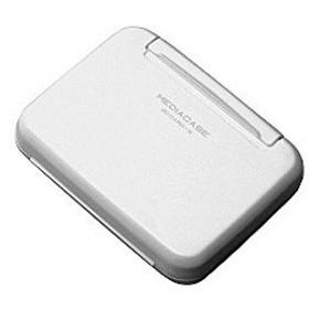 ハクバ ポータブルメディアケースW(SD/MicroSDカード用・ホワイト) DMC-20WSDWT