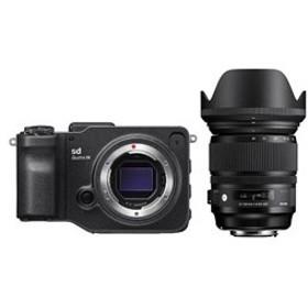 シグマ(SIGMA) sd Quattro H 24-105mm F4 DG OS HSM Art レンズキット ミラーレス一眼カメラ