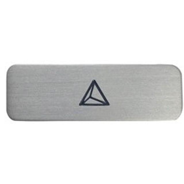 アドニット Magnet for Snap Silver ARSPM