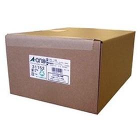 A-one 31152 (パソコンプリンタ&ワープロラベル/NEC文豪シリーズタイプ 2列用 A4判 12面/1000シート入り)