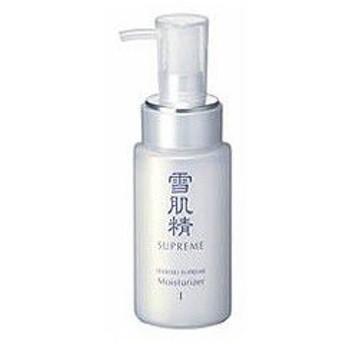 《コーセー》 雪肌精 シュープレム 乳液I (ミドルサイズ) みずみずしいうるおい 85ml 【医薬部外品】