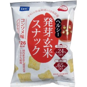 DHC 発芽玄米スナック コンソメ味 30g入