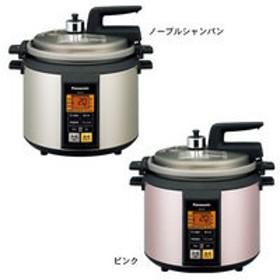 パナソニック【送料無料】マイコン電気圧力なべ SR-P37★【SRP37】