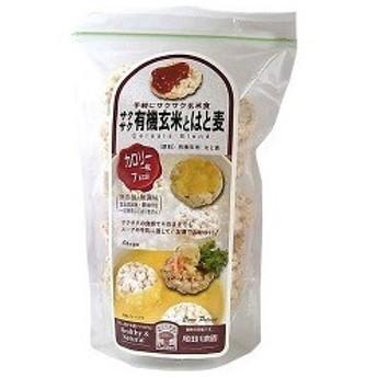 尾田川農園 サクサク有機玄米とはと麦 ( 40g )/ 尾田川農園
