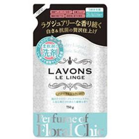 ラ・ボン 柔軟剤入り洗剤 フローラルシック 詰替え 750g