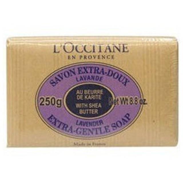 ロクシタン シア ソープ ラベンダー ( 250g )/ ロクシタン(L'OCCITANE)
